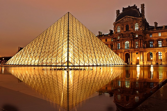 The Louvre Transports You Back In Time