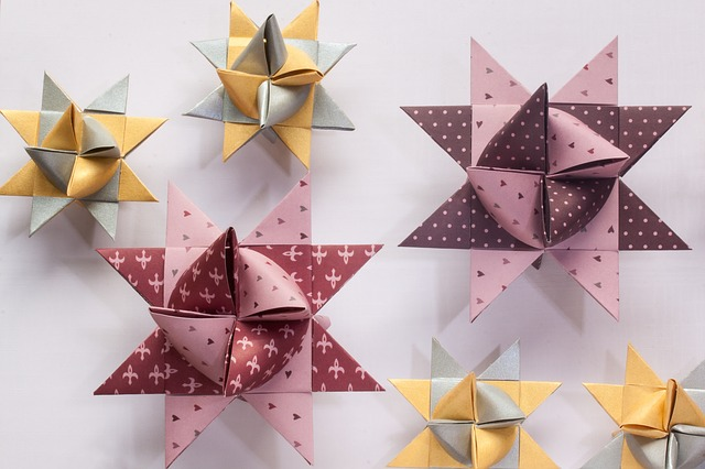 Choosing Your Origami Paper's Colors